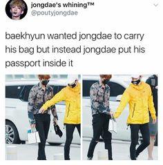 I'm Jongdae