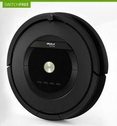 Amostras e Passatempos: Passatempo iRobot Roomba by Switch Free WORTEN