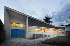 Casa Kubistschek, Pampulha, BH, Brasil. Oscar Niemayer