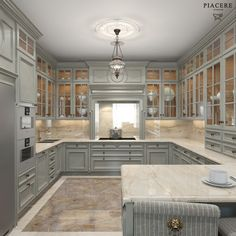 Kitchen lighting design done right can make a big difference in enjoying your kitchen. cabinets decor ideas top of Kitchen Lighting Design, Luxury Kitchen Design, Luxury Kitchens, Interior Design Kitchen, Cool Kitchens, Tuscan Kitchens, Custom Kitchens, Room Interior, Kitchen Pantry Design