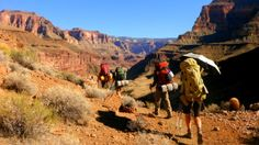 Top Safety Tips in Hiking the Grand Canyon.