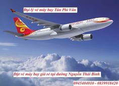 Đặt vé máy bay giá rẻ tại đường Nguyễn Thái Bình đi du lịch quốc tế