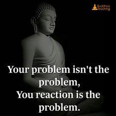 Be careful how you react....