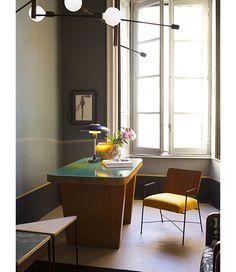 Vintage ou contemporains, voici sept sources d'inspiration pour votre bureau.