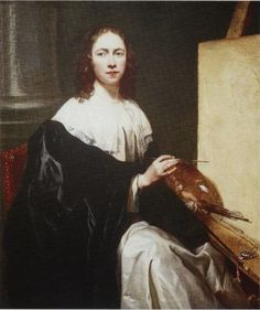 Figuration Feminine: 1620 Woutiers Michaelina