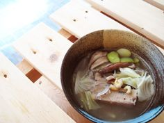 20131023_高麗菜蘿蔔糕湯.