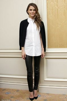Keri Russell Casual Style