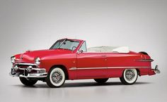 1951 Ford Custom Deluxe Convertible