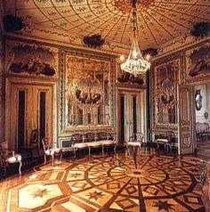 Portugal - Sintra - Palacio de Queluz