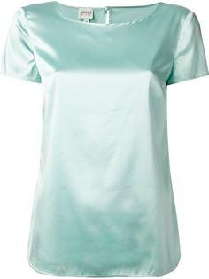 ARMANI COLLEZIONI - round neck t-shirt 6