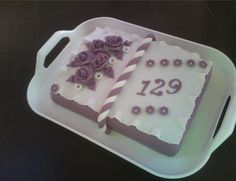 dort - kniha / cake - book