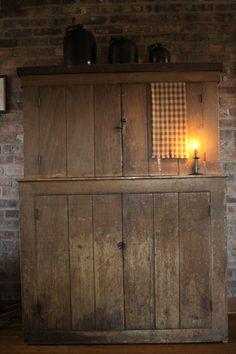 An early cupboard