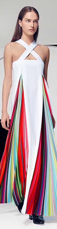 Mary Katrantzou Resort 2016 ♔ Très Haute Diva ♔ For more collections visit my website http://www.treshautediva.com/