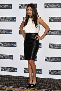 Mila Kunis Fashion Style