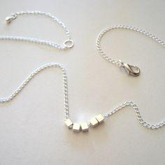 The Cubist - Enchanted Petite Necklace