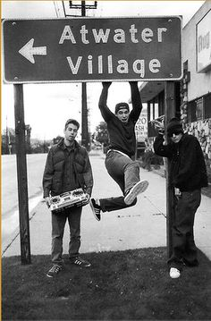 Beastie Boys in Atwater Village, before it was cool (except it was cool because they were there…)