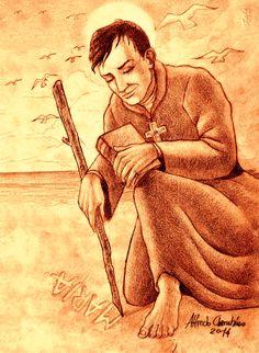 O novo santo Anchieta - http://epoca.globo.com/vida/noticia/2014/04/o-novo-bsanto-anchietab.html (Foto: Alfredo Cherubino)