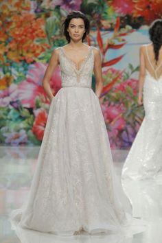 Vestidos de novia con bolsillos 2017: Los pequeños detalles marcan la diferencia Image: 20