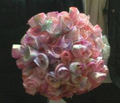 101 Color paper bouquet (115 lei)
