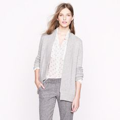 Dream yoga cardigan- if I should own a cashmere let it be this one......