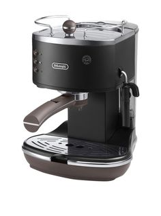 DeLonghi Espressomaschine Icona Vintage Espresso ECOV311.BK grün 37.80 cm bei Amazon BuyVIP