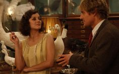 """"""" That's what the present is. It's a little unsatisfying because life is a little unsatisfying. """"   ─ 《Midnight in Paris》(2011)"""