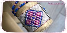 How to make a beaded necklace – a DIY loom beaded necklace Beads Direct, Diy Necklace, Loom Beading, Weaving, Beaded Bracelets, Pendants, Projects, Blog, How To Make