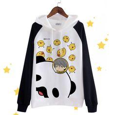 Junjo Romantica: Pure Romance Usagi Panda Hoodies