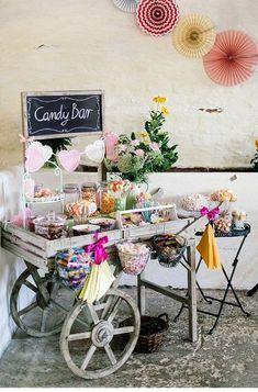 25 Adorable Candy Bar Ideas For Your Wedding  Wedding Decor Ideas
