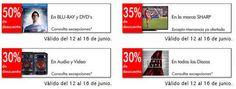 Sanborns: 50% de descuento en blu-ray y DVD's y Más Sanborns cuenta connuevas ofertas y promociones para este fin de semana, a continuación te las presentamos: -50% de descuento en blu-ray y DVD's. -35% de descuento en la marca Sharp (excepto mercancía ya ofertada). -30% +5% de descuento en el d... -> http://www.cuponofertas.com.mx/oferta/sanborns-50-de-descuento-en-blu-ray-y-dvds-y-mas/