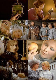 a list of favorite fairytale adaptations:Осенние колокола(Bells of Autumn),Soviet Union, 1979