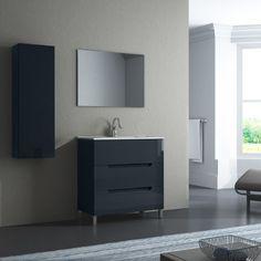 Muebles de baño de 90 cm.  En nuestra web encontrarás varios modelos que los fabricamos en 90 cm , medida que hasta ahora contaba con muy poca oferta, y a unos precios , diseño y calidad incomparables.