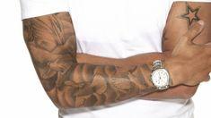… 76 - Tattoo ideen - Tattoo World Dove Tattoos, Forarm Tattoos, Cool Forearm Tattoos, Badass Tattoos, Body Art Tattoos, Half Sleeve Tattoos For Guys, Full Sleeve Tattoos, Tattoo Sleeve Designs, Tattoo Designs Men