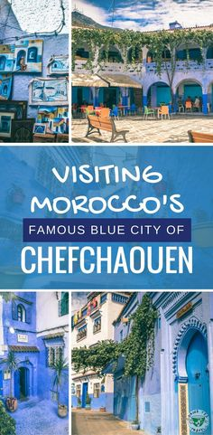 Planning a trip to Morocco? Don't miss Morocco's best kept secret, Chefchaouen the famous bue city. Things to do in Chefchaouen and many travel tips.