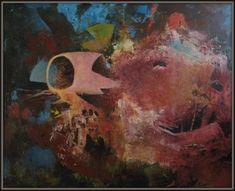 Beste afbeeldingen van abstracte schilderijen artist esther