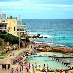 North Bondi pools #Bondibeach #Sydney #Australia   by cribbe64 Instagram)