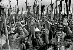 Себастьян Сальгадо - знаменитый бразильский фотожурналист
