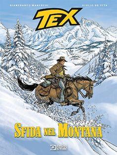 """Con """"Sfida nel Montana"""", albo cartonato a colori, in edicola dal 24 settembre, debutta su Tex il segno evocativo di Giulio De Vita. Abbiamo intervistato il disegnatore friulano per farci raccontare il suo esordio western!"""