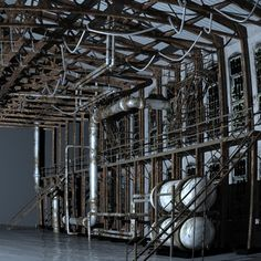 industrial factory - Google Search