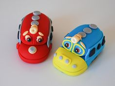 CHUGGINGTON CAKE TOPPERS by www.lucys-cakes.com, via Flickr
