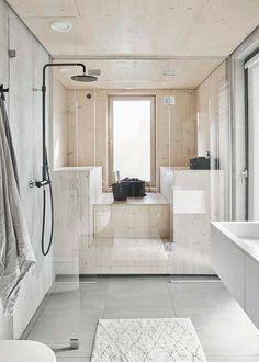 112 m² Jalokivikuja 6 C, 02750 Espoo Omakotitalo myynnissä - Oikotie 15075148 Wabi Sabi, Provence, Shabby, Bathtub, Cottage, Bathroom, Country, Design, Home Decor