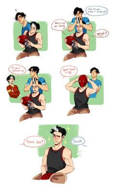 It Was Lit Batfam — inkydandy:   I'm surprised at how many people have...