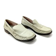 Ted Baker Ultra Soft Cream Leather Shoes Loafers UK Size 8 Eu 41 Used Once VGC Loafer Shoes, Loafers, Click Photo, Boots For Sale, Boys Shoes, My Ebay, Ted Baker, Shoe Boots, Cream