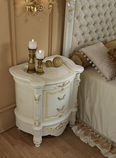 Nightstand, Dressing, Interior, Table, House, Furniture, Home Decor, Italia, Decoration Home
