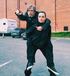 Luke 'The Last Jedi™' Skywalker : Photo