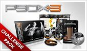 P90X3™ Challenge Pack  You save over $95 with this pack compared to buying each item separately.  Get ripped in 30 minutes a day, using Tony Horton's breakthrough Muscle Acceleration system. Now you'll always have the time to work out—and you can burn fat and build lean muscle faster than ever. $180.00 http://www.beachbodycoach.com/teamcoconutbeach