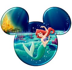 Little Mermaid Free Printables. Disney Icons, Disney 2017, Disney Trips, Disney Love, Disney Cruise, Disney Planner, Disney Stuff, Disney Mickey Ears, Mickey Mouse Head