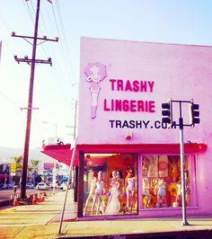 trashy lingerie