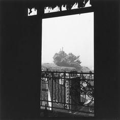 Lee Miller    Bombardement de la cité d'Aleth, Saint-Malo- 1944
