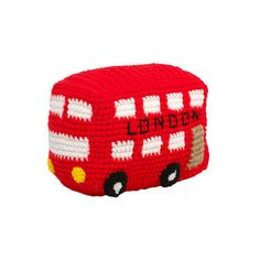 Knitted Bus £16
